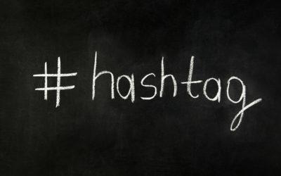 Hashtag, il cancelletto moderno che dona visibilità!