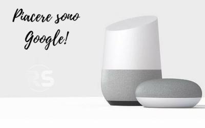 Piacere, Google Home! Il vostro nuovo maggiordomo.